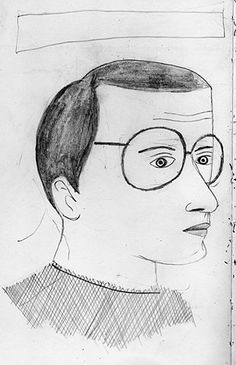 http://www.redsilas.com/drawing.php / Boy with glasses.