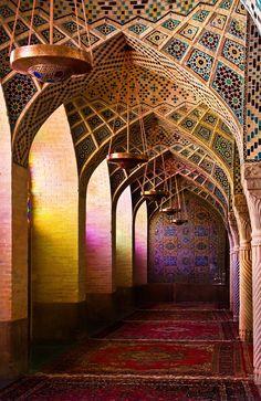 Nasir al Mulk mosque by Jaroslava Melicharová on 500px
