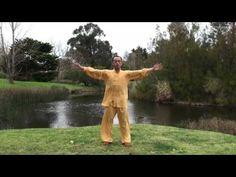 Ziran Qigong Level 1 Form - 1st Half - YouTube