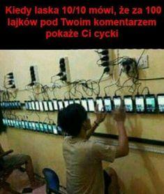 Polish Memes, Funny Memes, Jokes, Some Quotes, I Cant Even, I Love Anime, Potato, Humor, Potatoes
