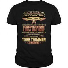 TREE-TRIMMER T-SHIRTS, HOODIES, SWEATSHIRT (21.99$ ==► Shopping Now)