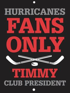 Hurricanes Custom Personalized Bar Sign  by thepersonalizedstore #ManCave #FathersDay #Groomsmen