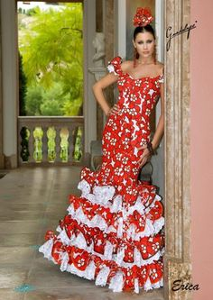 own a flamenco dress & dance in it :)