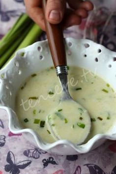 Leek Soup with Milk Recipe soup healthy recipes rezepte soup soup Milk Recipes, Soup Recipes, Vegetarian Recipes, Cooking Recipes, Healthy Recipes, Recipies, Turkish Recipes, Italian Recipes, Ethnic Recipes