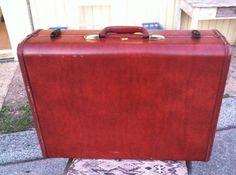Vintage Schwayder Samsonite Suitcase - http://oleantravel.com/vintage-schwayder-samsonite-suitcase