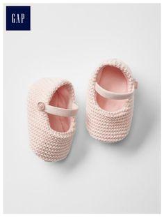 Gap Knit mary janes.. OMG so cute