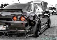 #Nissan #Skyline #GTR_R32 #JDM #Modified #Slammed #Stance