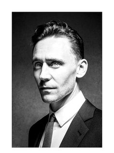 """""""We all have two lives. The second begins when you realize you only have one."""" Tom Hiddleston"""