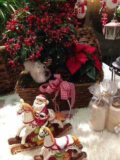 Il nostro negozio nel periodo natalizio