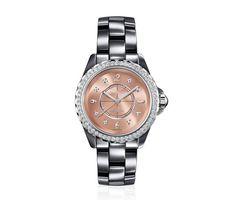 La colección J12 Chromatic de relojes de Chanel