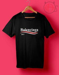 Balenciaga 2017 T Shirt //Price: $14.50