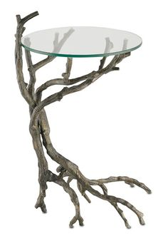 Brightstone Occasional Table design by Currey & Company