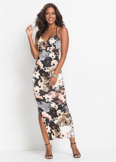Elegantă și sexi în același timp! Un model atractiv, de seară. Formal Dress Shops, Formal Dresses, Floral Maxi Dress, Wrap Dress, Party Dress, Cold Shoulder Dress, Unique, Casual, Model