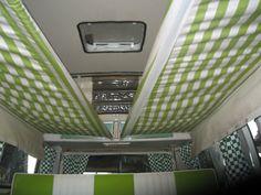 VW Camper vans…so cute!  Hammocks in a VW....cool!!!