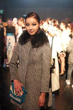 Korean Asia Model Festival - SS14 Savanna