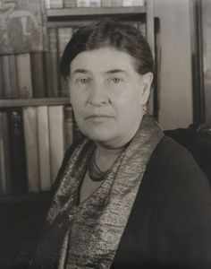 "Whatever we had missed, we possessed together the precious, the incommunicable past.""  — Willa Cather (My Antonia), 1936 photo by Carl Van Vechten"