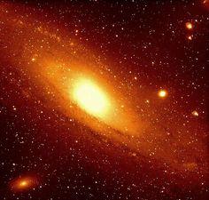 Fotos de Astronomia: Galaxia M31 Andrómeda