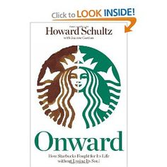 Can't wait to read this one! Just got my copy in the mail. Howard Schultz is an inspiring guy, can't wait to see what's in the print here.