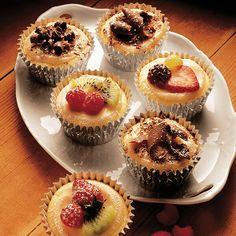 Easy Mini-Cheesecakes Image