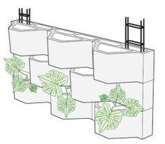 Fixando blocos de concreto - Casa Pro
