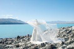 Lake Pukaki Wedding - Mt Cook views