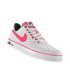 Nike Air Force 1 Low AC (White/Pink Glow/Black)