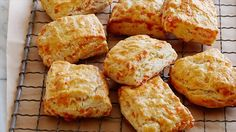 Get this all-star, easy-to-follow Buttermilk Cheddar Biscuits recipe from Ina Garten
