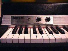 '73 Rhodes gifted to me.  what?!  yes.
