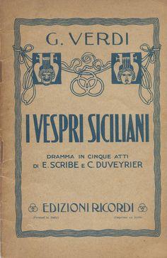 I vespri siciliani
