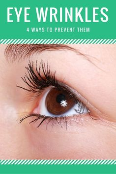 4 Tips to Prevent Eye Wrinkles http://beautifulwithbrains.com/2010/01/05/4-tips-to-prevent-eye-wrinkles/