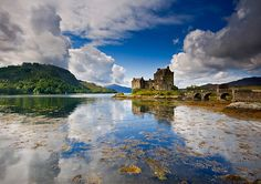 Scotland: Castles & Clouds by Angie Latham