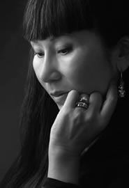 Amy Tan (born February 19, 1952) is an American writer whose works explore mother-daughter relationships.