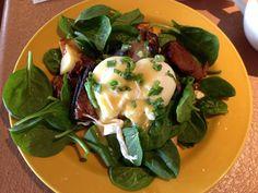 Prime rib eggs Benedict