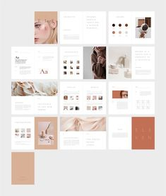ELEVEN Brand Manual & Guidelines by flowless on @creativemarket