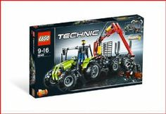 Lego Technic Log Loader Style # 8049 by LEGO. $136.99