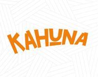 Kahuna / Branding / Part 2