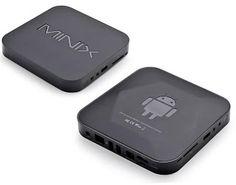El Minix Neo X5 dispone de procesador Rockchip Dual Core Cortex A9 a 1,6 GHz, gráfica Quad Core Mali 400, 1 GB de RAM, 16 GB de almacenamiento interno, Bluetooth, WiFi, conector rj45, conector HDMI, puertos USB 2.0 y conector microUSB (OTG)