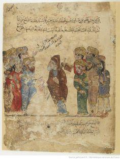 Bibliothèque nationale de France, Département des manuscrits, Arabe 6094 6r