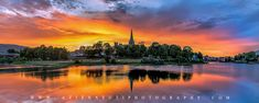 Aziz Nasuti Photography Canvas Pictures, Print Pictures, Beautiful Sunset, Beautiful Places, St Olaf, Painting Words, Trondheim, 11th Century, We Fall In Love