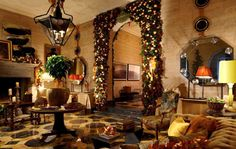 Epic Christmas Home Decor On Christmas Tree Inside The House In Christmas Home…