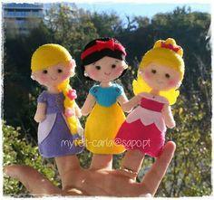 Dedoches princesas