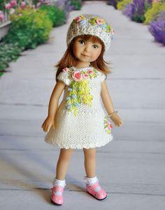 "OOAK outfit for Effner Heartstring 8"" in | eBay"