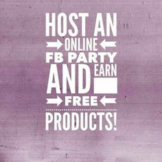 Hostess Wanted: Want to earn FREE product? Host a Facebook party with me and I will treat you and your guest to a great online party full of games, prizes and beautiful jamicures.