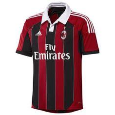 adidas AC Milan Home Jersey