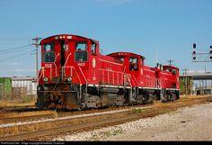 RailPictures.Net Photo: TRRA 1502 Terminal Railroad Association of St. Louis EMD SW1500 at Saint Louis, Missouri by Matthew Chapman