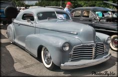 '42 Chevy Coupe