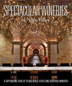 Spectacular Wineries of Napa Valley is the inaugural book of a series that offers readers a journey through Napa Valley, California. Featured wineries range from those not open to the public, such as Carver Sutro Wines and Masked Man Vineyards, to some that are by reservation only—Chappellet Winery & Vineyard, Barnett Vineyards and Girard Winery—and even legendary vineyards like Robert Mondavi Winery, Grgich Hills Cellar and Beringer Vineyards, requisite stops on any wine lover's tour.