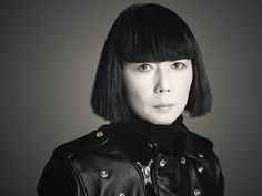 """Rei Kawakubo to Collaborate with Hermès for """"Noir et Blanc"""" and """"Couleur"""" Collection : Legendary COMME des GARCONS designer Rei Kawakubo recently announced a collaboration with French Rei Kawakubo, Anti Fashion, Fashion News, Japanese Fashion Designers, 50 And Fabulous, Comme Des Garcons, Fashion Quotes, Clothes Horse, Fashion Labels"""