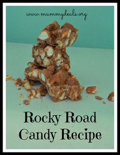 Rocky Road Candy Rec