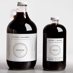 5 bottled cold brew coffees and concentrates to try Coffee Packaging, Beverage Packaging, Bottle Packaging, Brand Packaging, Chocolate Packaging, Design Packaging, Pretty Packaging, Food Packaging, Coffee Bean Logo